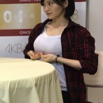 【朗報】山本彩、写メ会で胸を惜しげもなく披露