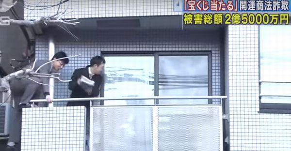 京都府警「開けろやコラァ!」石ガツーン!←これ