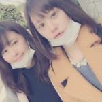 【画像】 有村架純、姉・新井ゆうことの初姉妹ショットを披露