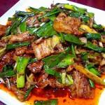 本物の回鍋肉と麻婆豆腐wwwwww