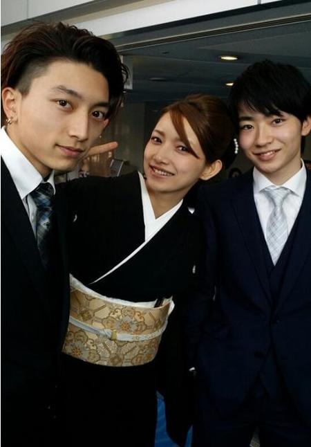 【画像】後藤真希 俳優の甥2人との写真公開「後藤家遺伝子恐るべし」