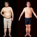 【画像】 森永卓郎氏、約20キロ減量に成功 ライザップで肉体改造