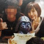 【画像】朝ドラ女優、夏菜のエロいキス画像が流出wwwww