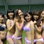 球界初売り子アイドル「カンパイガールズ」 ビール売上ノルマ3万杯達成でご褒美のセクシー写真集発売