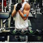 オリラジ藤森の筋肉がすごい!鍛え上げられた太い腕に「腕枕きぼん…」