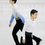 【フィギュアスケート】羽生とテンが和解