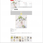 コードギアスCCのおま○こ色紙、83万円で売れる