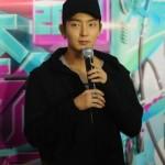 熊本地震被災者に応援メッセージ送った韓国人俳優、韓国ネットで批判浴びる