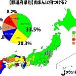 肉まんの「食べ方」といえば? 関東は「何もつけない」関西「からし」九州「酢醤油」