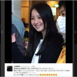 佐々木希が熊本で奉仕、被災者「ええ匂いやった」