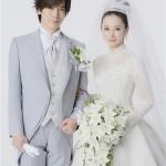 DAIGO、妻・北川景子のウェディング姿公開