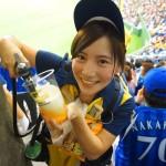 【画像】東京ドームの売り子wwwww
