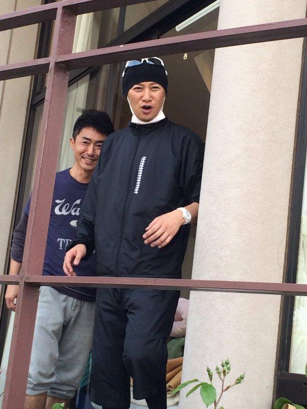 【熊本地震】SMAPの中居正広、再び熊本避難所訪問! 鶴瓶、岡村と共に
