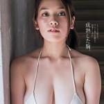 """実は「Eカップ」…筧美和子、推定H乳が3ランクダウン発覚 """"E""""でもイイ! ネットでは大歓迎"""