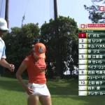 イ・ボミ「ゴルフの大会かぁ…短いスカートとピチピチのウェア着たろ!」