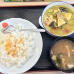 【画像】松屋のタイ風グリーンカレーが650円と激安、激ウマ