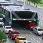 中国が考案した1200人乗りの超巨大バスの発想が天才的