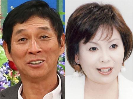 明石家さんま、上沼恵美子と22年前の不仲原点巡り生放送で口喧嘩