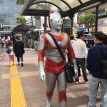 【画像】ウルトラマン 出勤する