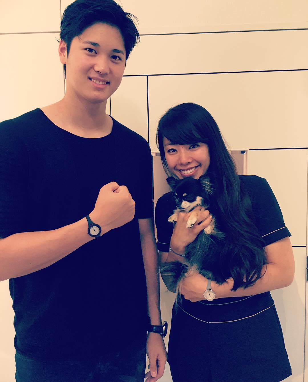 【悲報】大谷翔平さん、子犬を殴ろうとする