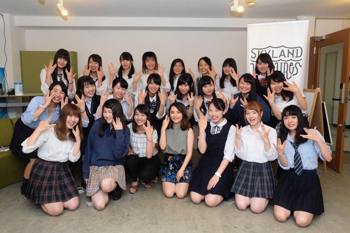 【朗報】椎木里佳さん、100人弱のJCJKを集め「チーム椎木」結成!目標はアジアNo. 1