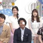 TOKIO山口達也、顔面ボコボコ姿で「ZIP!」出演 「これはオシャレです」