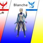 ポケモンGO、各陣営のリーダーのビジュアル公開される