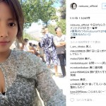 【画像】女優の夏菜さん、美人になる