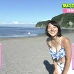 【画像】NHKでエロ水着wwwwww