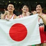 男子体操の5人キャラ立ちすぎwwwww