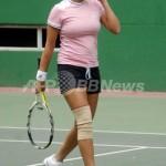【巨乳】インドのテニス選手、エロすぎる