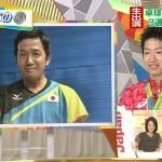 【悲報】NHK、卓球・水谷の目の前で波田陽区に似てると爆笑