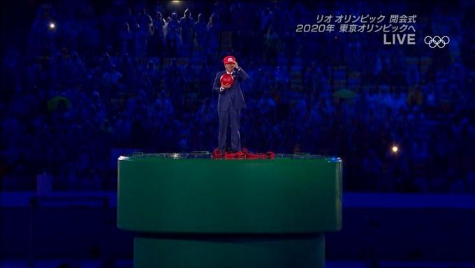 BBC、五輪閉会式の安倍マリオを絶賛