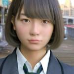 【画像】CG美人女子高生『Saya』 不気味の谷を乗り越える