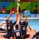 パラリンピックバレー イラン代表、とんでもないモンスターを送り込んでくる