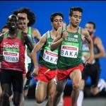 パラリンピック陸上男子1500メートルの記録、オリンピックを上回る