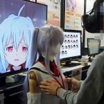 【悲報】VR空間でおっぱいを揉まれまくった女の子が壊れるwwwww