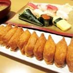 寿司ランチを頼んだら無限に「いなり」が食べ放題になる寿司屋 これで1000円とか安すぎだろ
