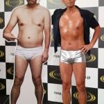 【画像】ココリコ遠藤(45)がRIZAPで変身wwwww