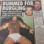 ゲイの家に侵入した2人組泥棒、地下室に監禁され5日間レイプされまくった挙句逮捕