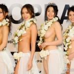 【画像】日本一美しいおっぱいコンテストのグランプリ