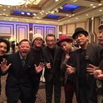 【朗報】冨樫義博さん、元気な姿でパーティーに参加