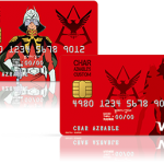 三井住友カード、『シャア専用VISAカード』を発行開始