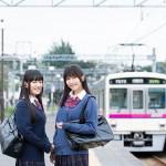 声優・井上喜久子(17)と娘(18)の制服ツーショット写真wwww