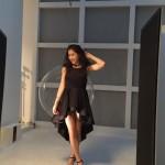 【画像】土屋太鳳「史上最高に短い」スカート丈に挑戦 脚線美に絶賛の声