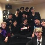 【画像】昨夜開催された俳優、城田優さんの誕生日会wwww