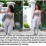 【画像】タイのレイプ防止パンツwwww
