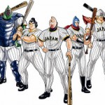 侍ジャパンが「キン肉マン」と超人コラボ…ウルフマンらが超人代表結成