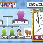 【悲報】ピコ太郎の家族設定、滑りまくる