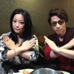 ロンブー淳&小向美奈子、しゃぶしゃぶ食べながらシャブを語る